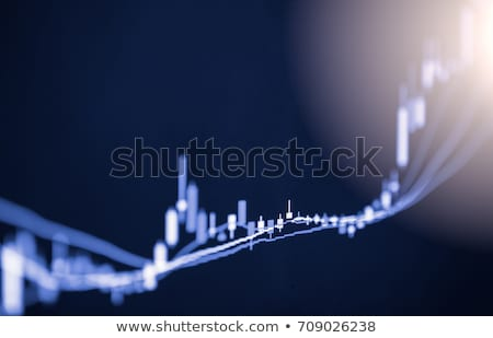 abstract stock ticker stock photo © herrbullermann