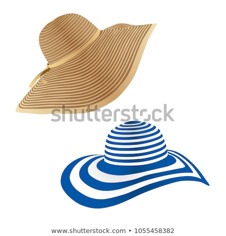 Summer Hat Stock photo © susabell