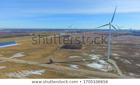 Wind Farm Canada Stock photo © pictureguy