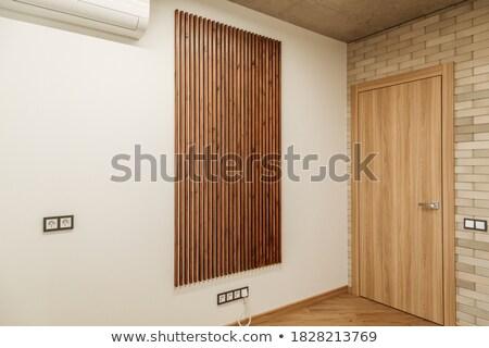 ahşap · kapı · İtalya · görüntü · güzel · Bina - stok fotoğraf © w20er