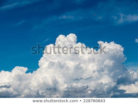 Big Storm Cluffy Clouds Stock photo © Discovod