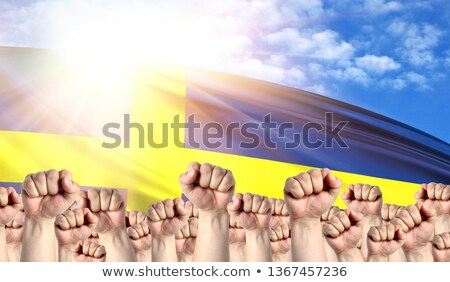Sweden Labour movement, workers union strike Stock photo © stevanovicigor