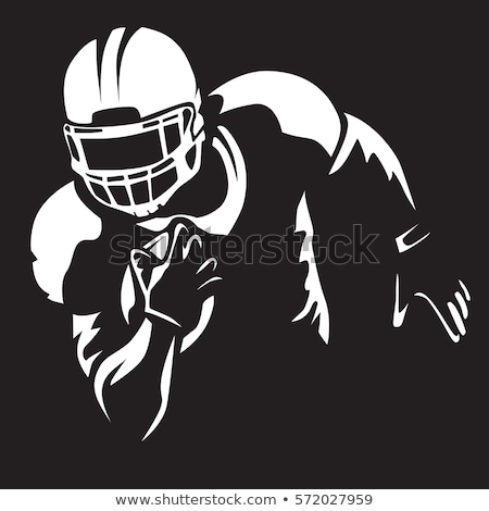 futebol · tática · ilustração · tática · desenhos - foto stock © captainzz