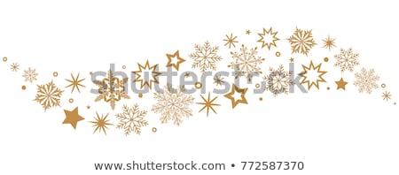 Рождества · звездой · украшение · комнату · текста · звезды - Сток-фото © peter_zijlstra