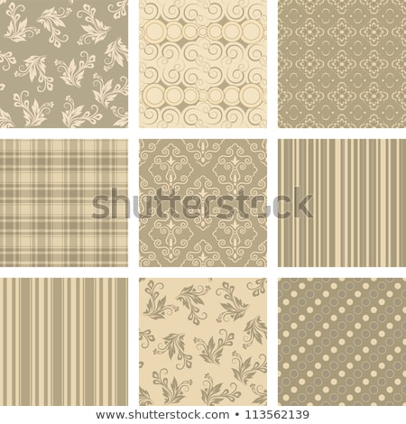 Autumn scrap background in vintage style, vector illustration Stock photo © carodi