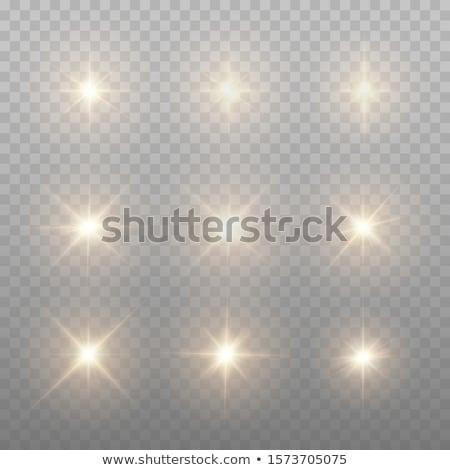 Diamante turva luz vidro cor Foto stock © alphaspirit