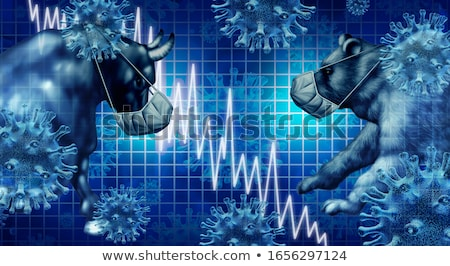 stock market positive forecast stock photo © lightsource