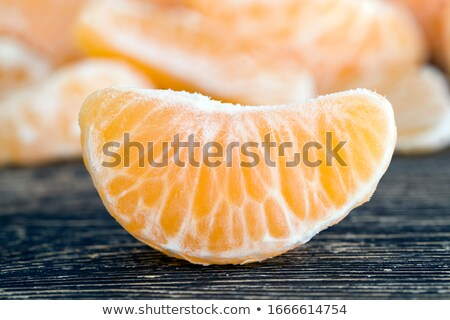 Close up of ripe fresh citrus fruits Stock photo © deandrobot