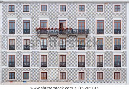 Lisboa arquitectura Portugal brillante 25 Foto stock © joyr