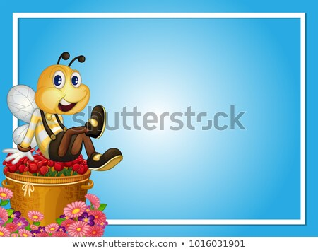 borboleta · erros · conjunto · natureza · arte · grupo - foto stock © bluering