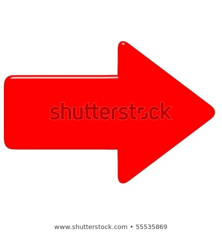 leading red arrow stock photo © unkreatives