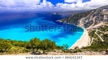 удивительный пляжей острове красивой пляж пейзаж Сток-фото © Freesurf