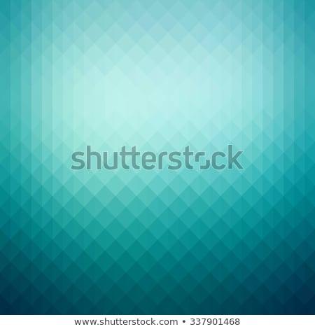 Turquoise design eps 10 mariage Photo stock © jara3000