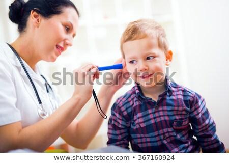 больницу · станция · женщины · медицинской - Сток-фото © is2