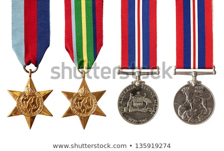 World War Two Medals stock photo © brm1949
