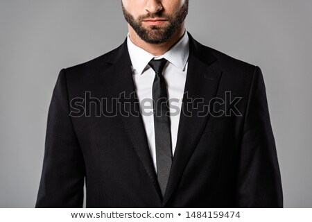 cropped image of a businessman stock photo © deandrobot