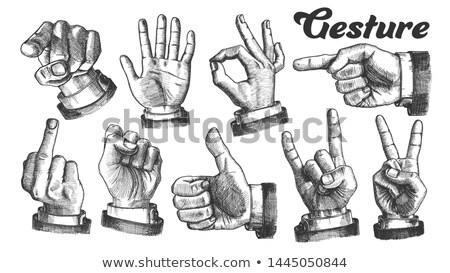 rock · groep · ontwerp · partij · gitaar · metaal - stockfoto © pikepicture