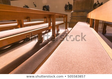 Grand cathedral interior in Germany, Europe Stock photo © kyolshin