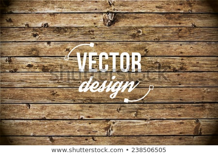 Vector parquet background with old wood texture Stock photo © DavidArts