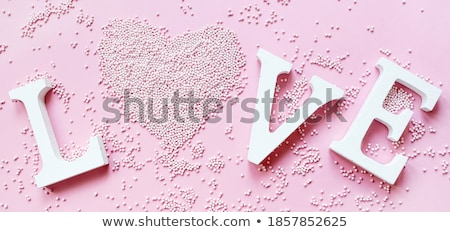 valentines day love concept stock photo © grafvision