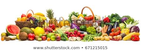 Plentiful harvest Stock photo © andreasberheide