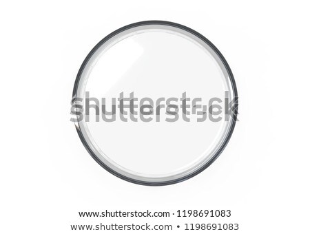 Petri dish isolated on white Stock photo © ozaiachin