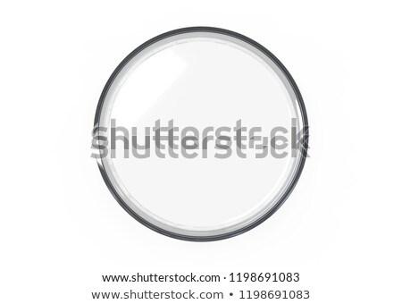 Petri dish isolated on white Stock photo © ozaiachin