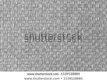 de · punto · negro · bufanda · textura · fondo · tela - foto stock © kentoh