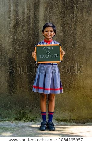 少女 インド セクシーな女の子 着用 顔 女性 ストックフォト © diomedes66