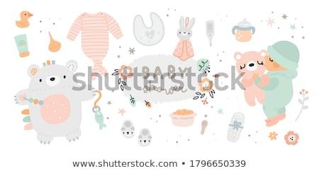 商业照片: 粉红色 · 婴儿 · 帽子 · 孤立 ·白· 时尚