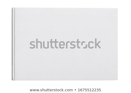 Quote on White Paper Sheet Template Stock photo © Voysla