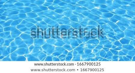 Nap víz csillag minta tükröződés textúra Stock fotó © ldambies