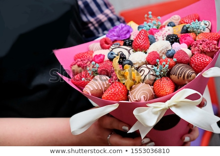 candy bouquet Stock photo © nito