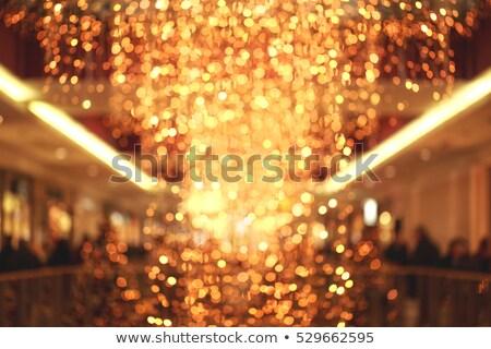 Oro brillante brillo brillo lujo Foto stock © Anneleven