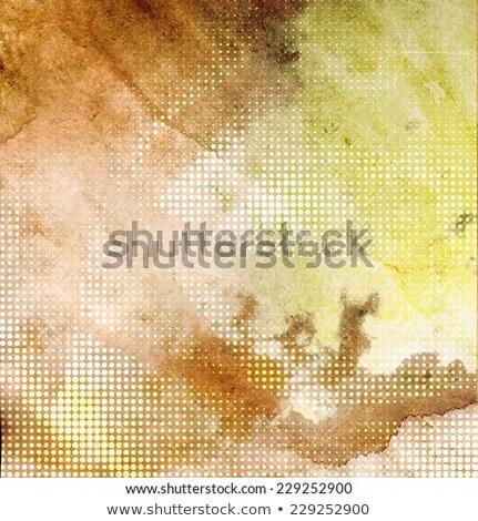 vector monochrome texture   polygons stock photo © pzaxe