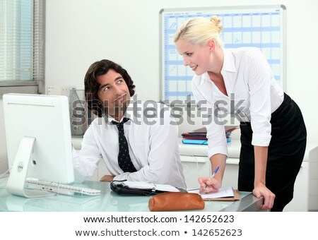 Three seductive businesswomen Stock photo © photography33