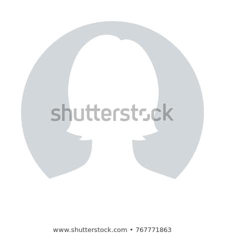 Woman Faceless Female Avatar Vector Illustration Stock photo © robuart