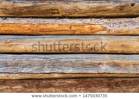 Cribwork. Stock photo © Leonardi
