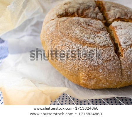Gourmet Bread on Cooling Rack  Stock photo © tab62