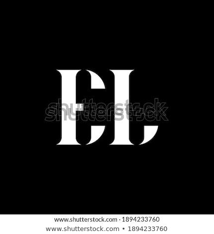 colorful abstract logo business circle symbol vector tech elemen Stock photo © blaskorizov