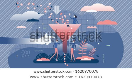 blue bottleneck Stock photo © prill