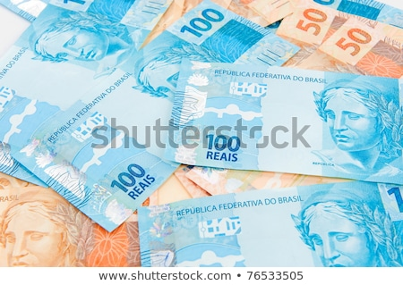 New brazilian currency - one hundred Real.  Stock photo © dacasdo