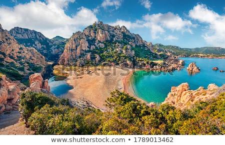 Mediterranean seascape Stock photo © guffoto