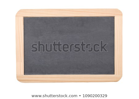 blank slate balckboard Stock photo © PixelsAway
