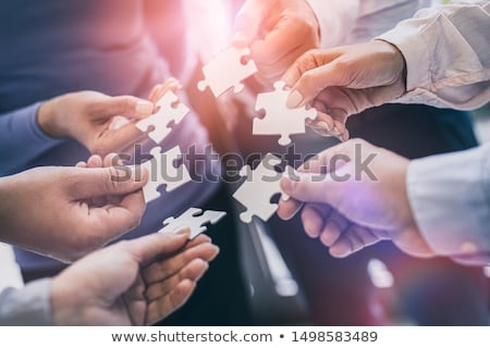 Businessman cooperation  Stock photo © ratch0013