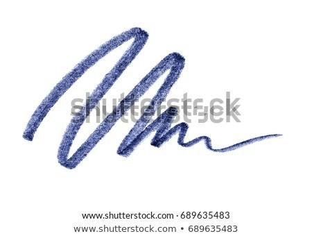 Eye pencil Stock photo © magraphics