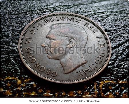 George VI Stock photo © Stocksnapper