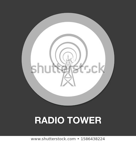 Wireless communication Antenna Stock photo © Spectral