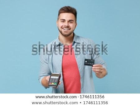 NFC on Keyboard Key Concept. Stock photo © tashatuvango