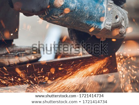 Manual workers with power tools Stock photo © photography33